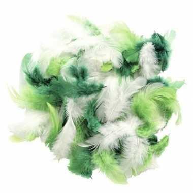 10 gram versiering sierveren groen tinten