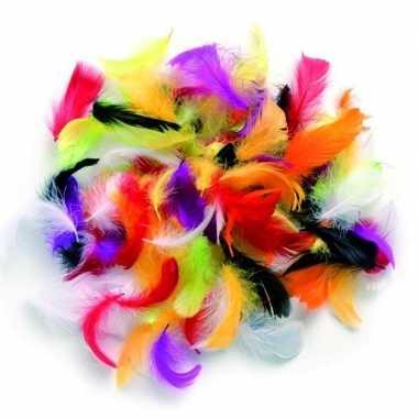 10 gram versiering sierveren kleuren mix