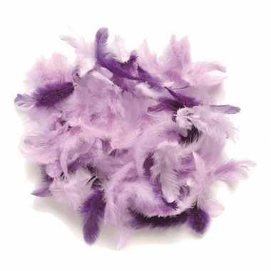 10 gram versiering sierveren paars tinten