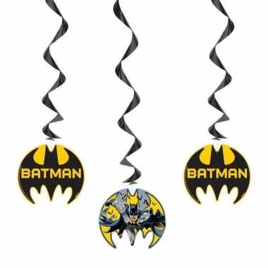 3x batman themafeest hangversierings
