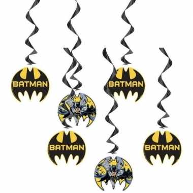 6x batman themafeest hangversierings