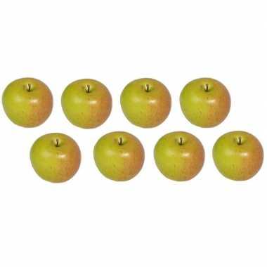 8 versiering appels 8 cm