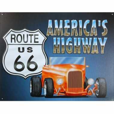Amerika versiering route 66 us