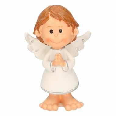 Biddende engel versiering 10 cm