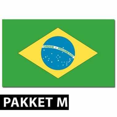 Braziliaanse versiering set