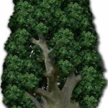 Eiken boom versiering bord