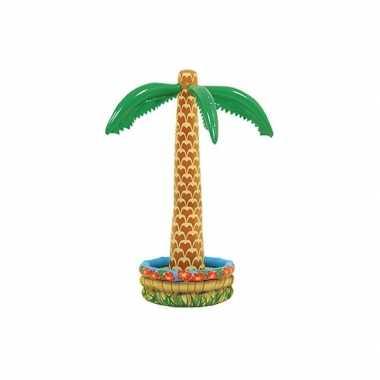 Feestversiering palmboom drank koeler 180 cm