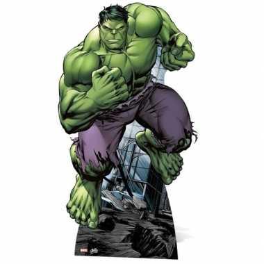 Groot versiering bord de hulk