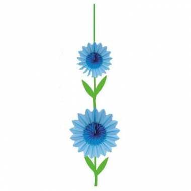 Grote bloem versiering