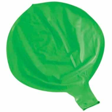 Grote versiering ballonnen groen