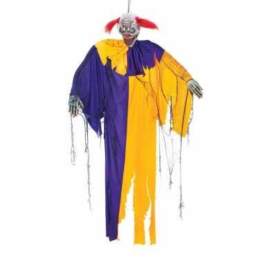 Halloween clown versiering 170 cm