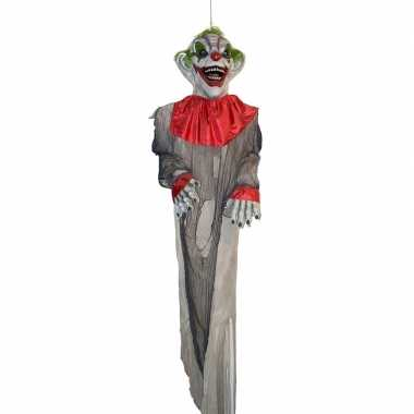 Halloween halloween versiering hangversiering horror clown pop 360 cm
