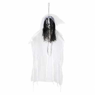 Halloween halloween versiering horror bruid pop 90 cm