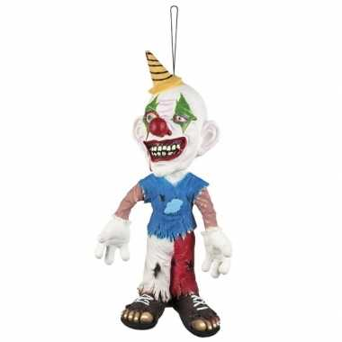 Halloween halloween versiering horror clown pop 44 cm