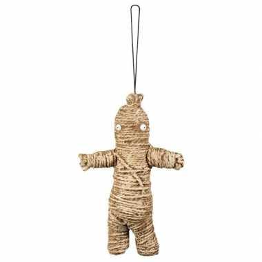 Halloween halloween versiering voodoo pop 33 cm