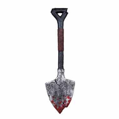 Halloween schop met bloed horror versiering 60 cm