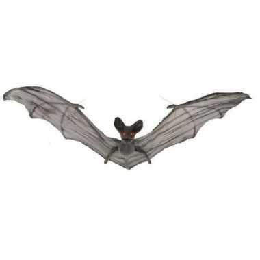 Horror feest versiering vleermuis 50 cm
