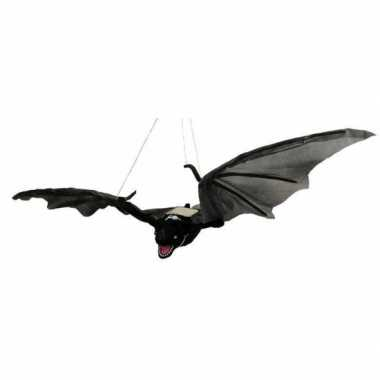 Horror feest versiering vleermuis 90 cm