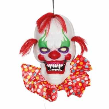 Horror hangversiering horror clown 60 cm