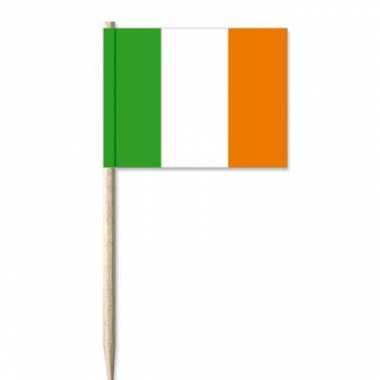 Ierland versiering prikkertjes 50 st