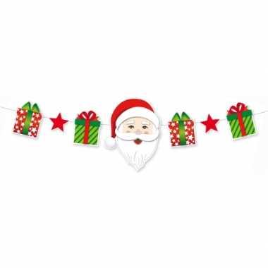 Kerst versiering slinger 165 cm