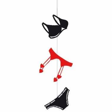 Lingerie thema versiering slinger