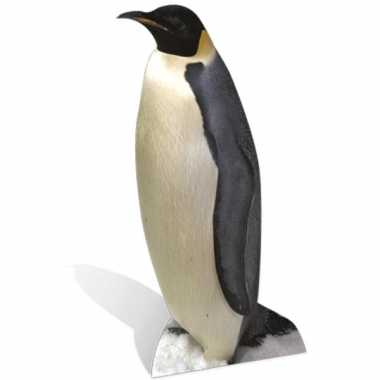 Pinguin versiering bord