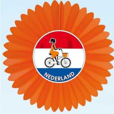 Ronde nederland versiering