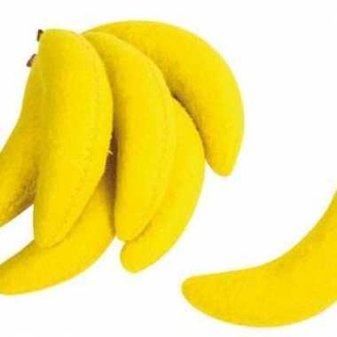 Set versiering bananen