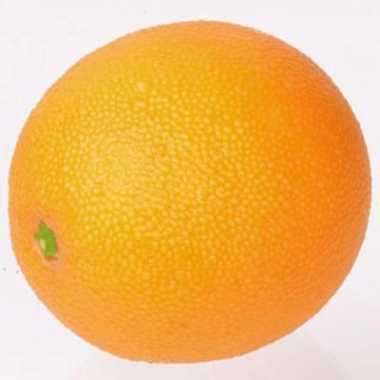 Sinaasappel versiering