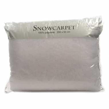 Sneeuw versiering deco sneeuw mat