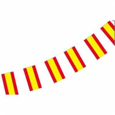 Spaanse versiering slingers
