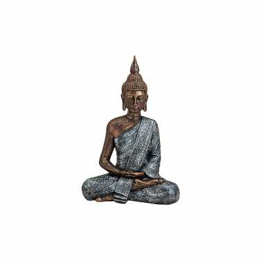 Versiering beeld boeddha 40 cm
