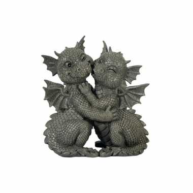 Versiering beeld draken 26 cm