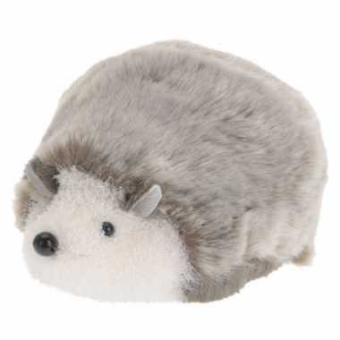 Versiering egel liggend 18 cm