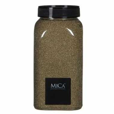 Versiering/hobby zand goud 1 kg