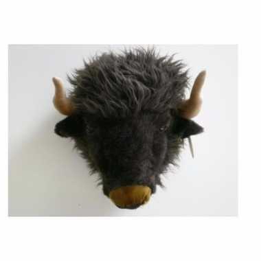 Versiering koppen buffels