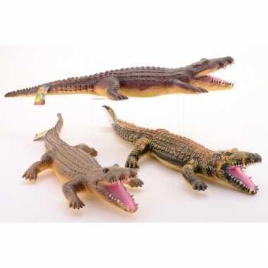 Versiering krokodillen 60 cm