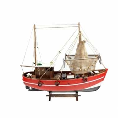 Versiering model vissersboot 45 cm 10076824