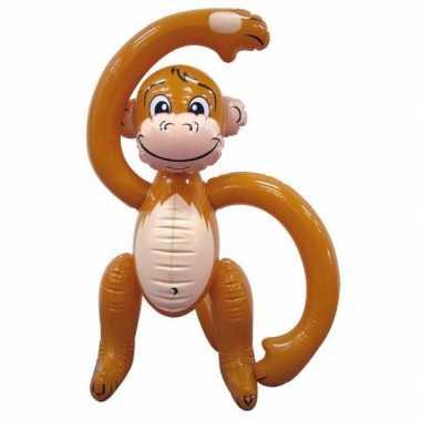 Versiering opblaas aapje