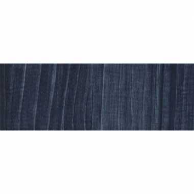 Versiering plakfolie houtnerf look zilver/zwart 45 cm x 2 meter zelfklevend