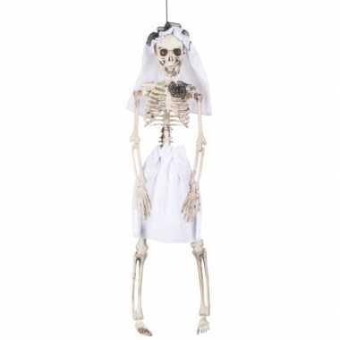 Versiering skelet bruid 41 cm