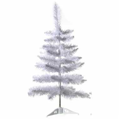 Witte versiering kerstboom 60 cm
