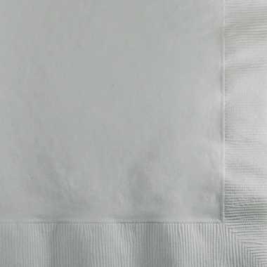 Zilveren tafelversiering