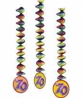 70 jaar versiering rotorspiralen