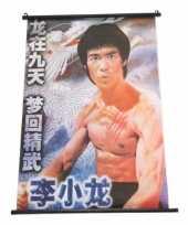 Chinese versiering poster bruce lee
