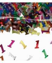 Confetti 1 jaar versiering