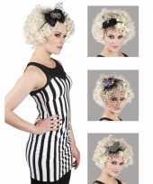 Haarband met versiering