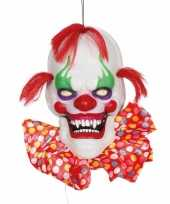 Horror hangversiering horror clown 60 cm
