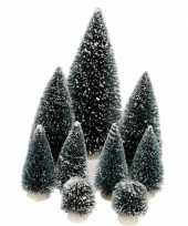 Kerstbomen versiering